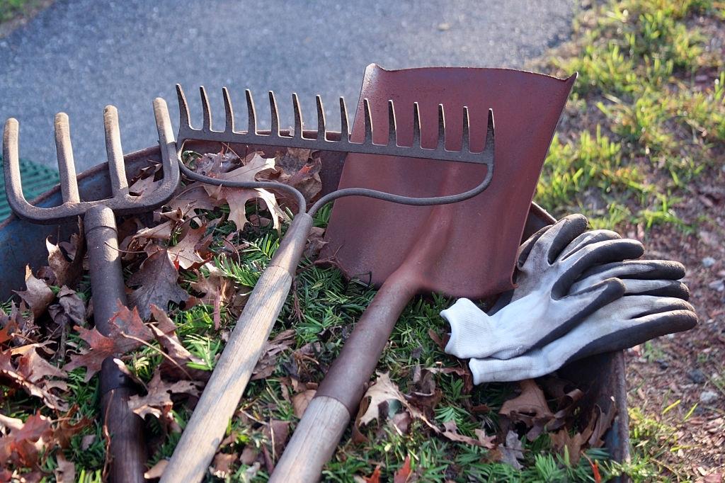 Herramientas y útiles para el jardín